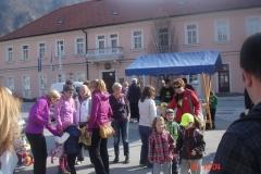 Čistilna akcija Očistimo Slovenijo, 24. marca 2012