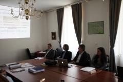 Javna obravnava študije variant 3. razvojne osi - srednji del, 12. 10. 2016