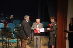 Koncert v počastitev dneva upora proti okupatorju in praznika dela, 26. 4. 2012