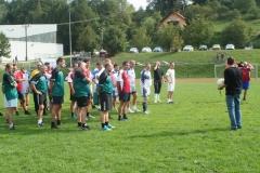 Nogometni turnir med ekipami, ki delujejo na področju zaščite in reševanja