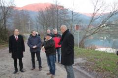 Obisk DS na MKGP, mag. Marjana Podgorška v Radečah, 5. 12. 2017