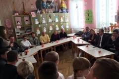Obisk DS na MKGP, mag. Tanje Strniša v Radečah, 6. 12. 2017