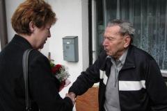 Obisk ekipe pri g. Jožetu Uhanu, 20. marca 2012