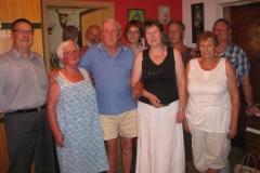 Obisk ekipe pri g. Vilibaldu Nemecu, 5. julija 2012