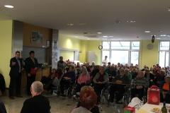 Obisk občanov v Domu starejših Thermana Laško, 10. 12. 2019