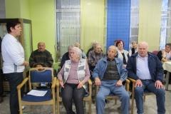 Obisk občanov v Domu starejših Thermana Laško, 21. 12. 2016