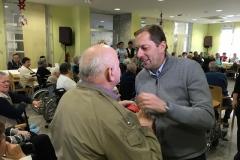 Obisk oskrbovancev Doma starejših Thermana v Laškem, 18. 12. 2018