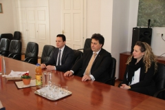 Obisk predsednika DS RS, mag. Mitje Bervarja na občini Radeče, 23. 2. 2017