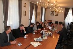 Obisk predsednika DZ RS, g. Janka Vebra, 2.3. 2013