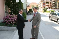 Obisk predsednika Republike Slovenije gospoda dr. Danila Türka, 12. julij 2011