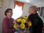 Obisk pri 90-letnici ge. Kristini Mirt v Loki pri Zid. Mostu, ki je 28. 11. 2015 praznovala 90. Rojstni dan