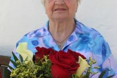 Obisk pri go. Cirili Novak, ki je 27. 6. 2016 praznovala 90. rojstni dan