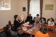 Obisk učencev 4. razredov OŠ Radeče na občini, 2. 4. 2013