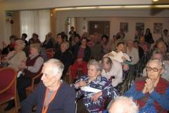 Obisk v Trubarjevem domu upokojencev v Loki, 21. 12. 2012