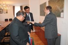 Obisk veleposlanika Indije v Radečah, dne 2.4.2015