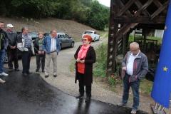 Otvoritev obnovljenega cestnega odseka Prapretno - Mavec, 20. 9. 2017