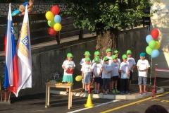 Otvoritev obnovljenega vaškega jedra Svibno in otroškega igrišča, 19. 9. 2018