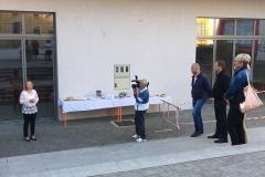 Otvoritev obnovljenih sanitarij v OŠ Radeče, 10. 9. 2020