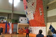 Otvoritev plezalne stene, 2. 9. 2020