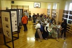 Otvoritev razstave o Janezu Puharju (Foto V. Doberlet, P. Puhar)