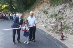 Otvoritev rekonstruiranega dela odseka javne poti Radeče - Prnovše, 12. 9. 2019