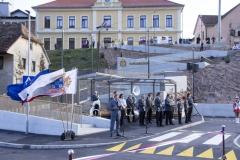 Otvoritev urejenega območja pod OŠ Radeče - varne poti v šolo, 24. 10. 2018