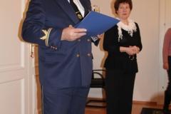 Podelitev Srebrnega in Zlatega znaka AVP Francu Zorcu in Radu Ribiču, 18. 1. 12