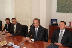 Podpis Listine o prijateljstvu in sodelovanju z Občino Velika Plana, 6.9.2013
