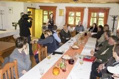 Podpis pisma o nameri za ohranitev vitalnosti Gašperjevega kostanja, 10. 5. 2019