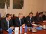"""Podpis pogodbe za izvedbo """"modernizacije regionalne ceste R3 665 (pločnik Jagnjenica), 23. 1. 2018"""