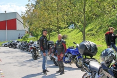 Prikaz varne vožnje z motorjem - MOTORIST 2016, 7. 5. 2016