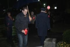 Prižig sveč za žrtve prometnih nesreč, 19. 11. 2016