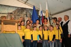 Proslava ob 100. obletnici I. svetovne vojne, 11. 9. 2014