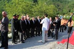 Proslava ob 70 letnici podpisa kapitulacije, 8.5.2015