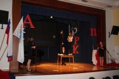 Proslava ob slovenskem kulturnem prazniku, 7. 2. 2013