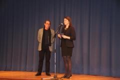 Proslava ob slovenskem kulturnem prazniku, 7.2.2015