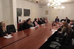 Sestanek OI JSKD Laško s predstavniki kulturnih društev, 23. 1. 2018