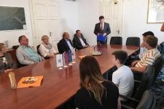 Slovesna predaja pomoči družini Buljugić, 16. 5. 2018
