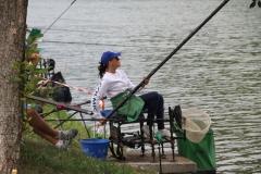 SP žensk v ribolovu, 21. 8. - 25. 8. 2013