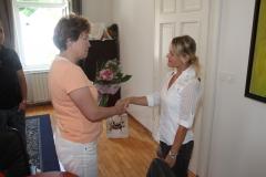Sprejem članov SBK Radeče, dobitnikov odličij na EP, 26.6.2012