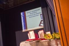 Sprejem devetošolcev odličnjakov in slovesnost ob obeležitvi dneva državnosti, 24. 6. 2020