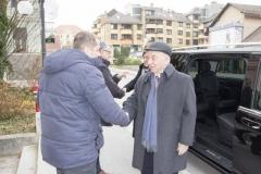Sprejem veleposlanika Ruske federacije v RS, Nj. Eks. dr. Doku Zavgajeva, 23. 12. 2016