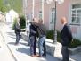 Sprejem župana mesta Koprivnica z delegacijo, 14. 4. 2017