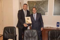 Srečanje mag. Dejana Židana, predsednika DZ RS s predstavniki lokalne skupnosti, 7. 9. 2018