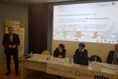 """Tiskovna konferenca na temo """"Večgeneracijskega centra Posavje"""", Krško, 26.1.2017"""