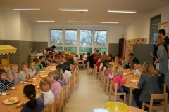 Tradicionalni slovenski zajtrk v Vrtcu ČIRA ČARA, 16. 11. 2012