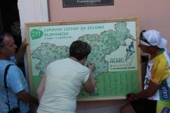 Ultramaratonec Hilarij v občini Radeče, 3. 8. 2013