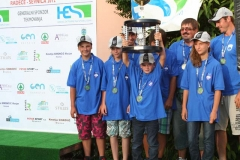 Zaključna prireditev SP Mladih ribičev Slovenija, 29. 7. 2012