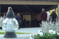 Žalna slovesnost ob dnevu spomina na mrtve, 24.10.2015