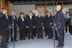 Žalna slovesnost ob dnevu spomina na mrtve, 26. 10. 2017